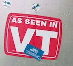 VT sticker